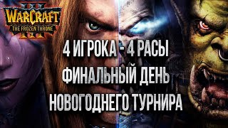 КТО СЕЙЧАС ИМБА?: 2020 Chinese New Year Cup Warcraft 3 The Frozen Throne