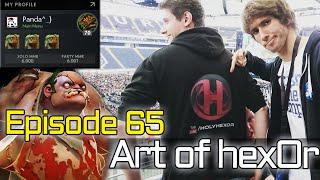 Dota 2 - The Art of hexOr - Ep.65 (IS BACK?!)
