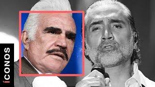 Vicente Fernandez está avergonzado de su hijo Alejandro