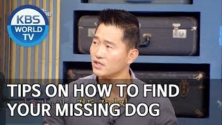Tips on how to find your missing dog [Happy Together/2019.11.14]