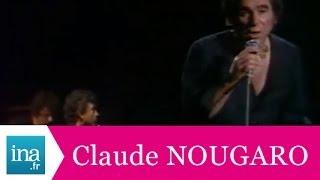 """Claude Nougaro """"A bout de souffle"""" (live officiel) - Archive INA"""