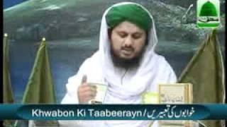 Khwab Ki Tabeer - Durood e pak ki barkat se Ziarat (Rasool Sallallahu Alaihe Wasallam)