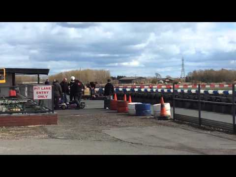 Rednal testing 5th April 2016