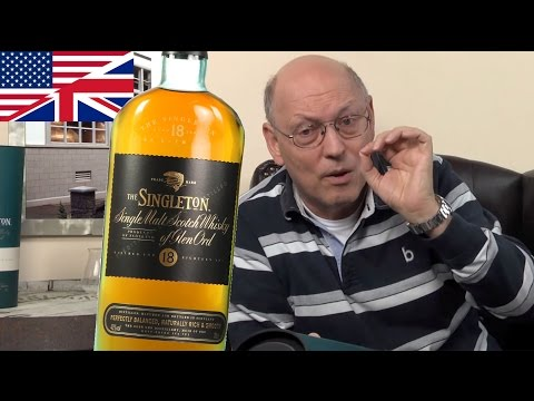 Whisky Review/Tasting: The Singleton Of Glen Ord 18 Years