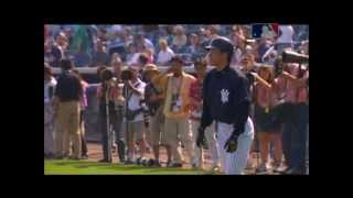 MLB 2003 春キャンプ