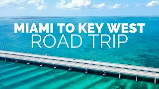 Epic Miami to Key West Road Trip