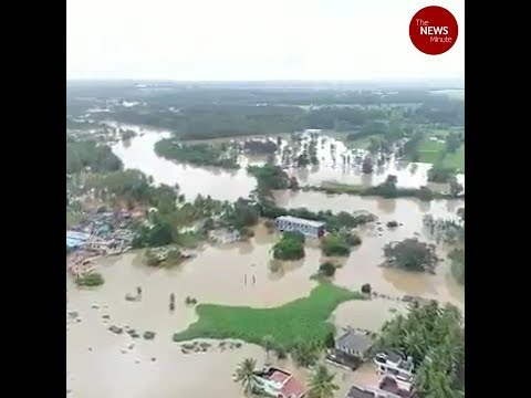 Kodagu floods: Thousands left homeless, rescue efforts underway