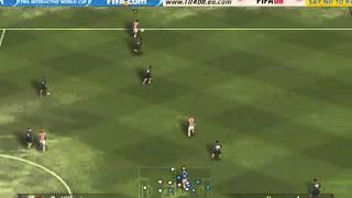 Fifa 08 [Español] Boca Junior vs River Plate