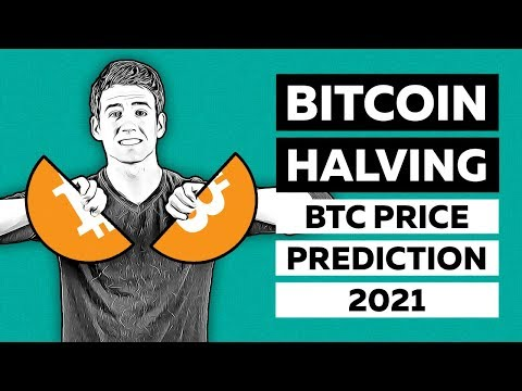 Bitcoin Halving Explained & BTC Price Prediction 2021