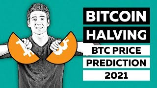 Bitcoin Halving Explained & BTC Price Prediction 2021