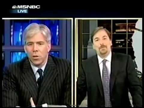 2008 United States Presidential Election Part 1 (MSNBC)