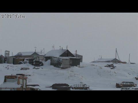 Заброшенный посёлок Полярный и рабочая золотодобывающая артель