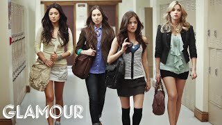 How to Dress Like the Pretty Little Liars, According to Their Costume Designer   Glamour