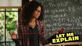 A Wrinkle in Time Explained in 5 Minutes