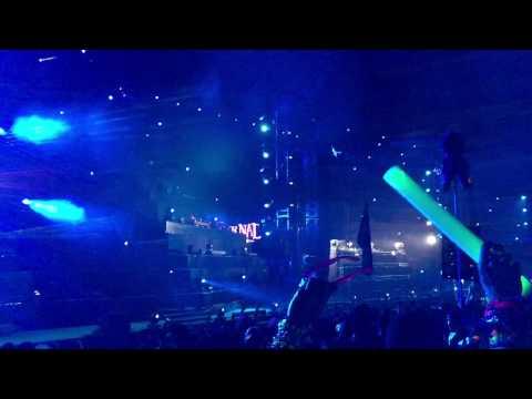 3LAU & Audien feat. ID - Hot Water (Nocturnal Wonderland, 09-02-2016)