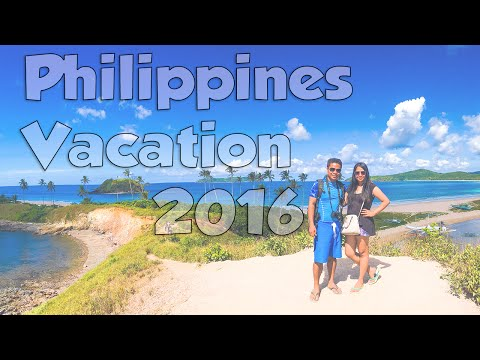 Philippines Vacation 2016 Travel Vlog