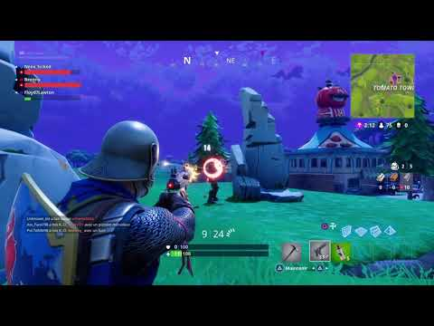 Fortnite battle royal ! Move, TRIPLE FEED, Quick scope