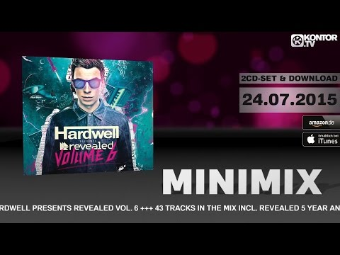 Hardwell Presents Revealed Vol. 6 (Official Minimix HD)