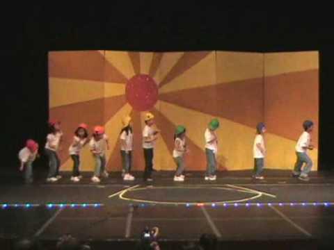 Cedar Crest Academy - Bellevue 2009 Year End Celebration - Dancin' In the Streets