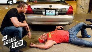 Download WWE Hall of Famers get destroyed: WWE Top 10, Aug. 12, 2019 Mp3 and Videos