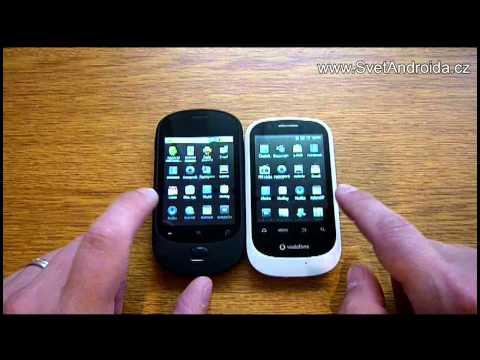 Malé porovnání T-Mobile move a Vodafene 858