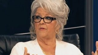 """""""Paula Deen was out to prove she wasn't a racist back in 2012 ... a..."""
