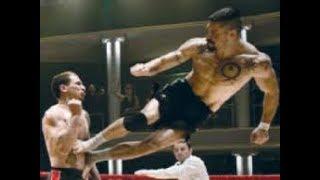 مشهد قتال رائع من فيلم بويكا علي مهرجان العالم الفاسد