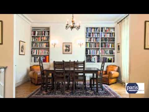 Luxury property for sale in Paris, France near Eiffel Tower