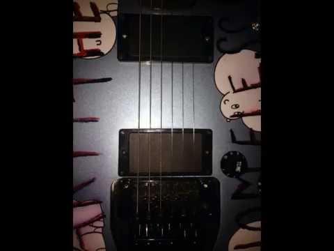 Arm The Homeless Guitar Project - Perfect Replica Tom Morello Guitar
