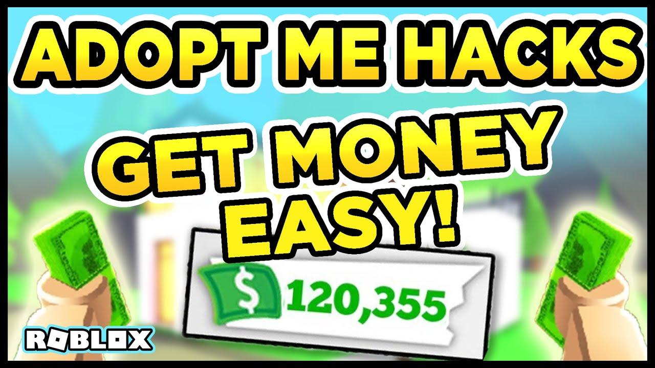 Roblox Adopt Me Money Hacks How To Make Money Fast Easy In Roblox Adopt Me Adopt Me Hacks Youtube