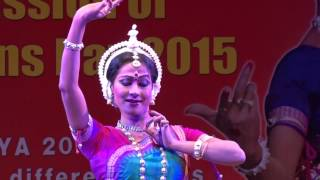 Aarya 2015   Odissi Dance 1 by Sujata Mohapatra