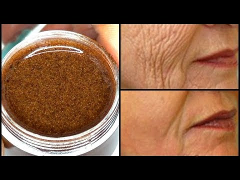 how to get rid of wrinkles around eyes and forehead