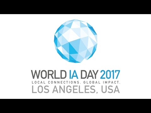 Lynn Boyden + Chris Chandler - World IA Day 2017 - Los Angeles