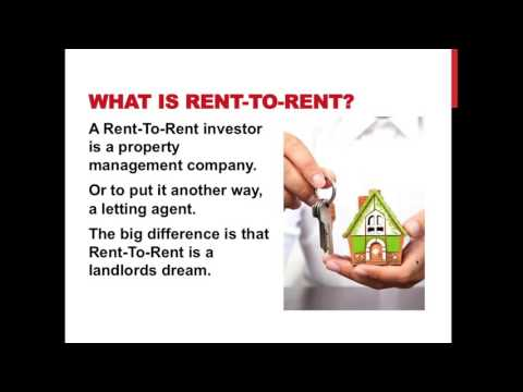 How To Start A Rent To Rent Business And Make £650 A Month P