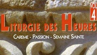 Abbaye du Bec-Hellouin - Rameaux-Voici que s'ouvrent pour le roi (Semaine Sainte)