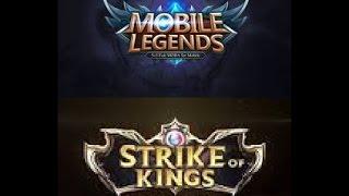 Mobile Legends Vs Strike Of Kings (Türkçe)