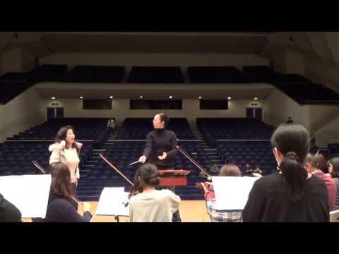 Puccini O Mio Babbino Caro - rehearsal 1/27/2017