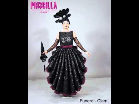 Vestuario - Priscilla El Musical