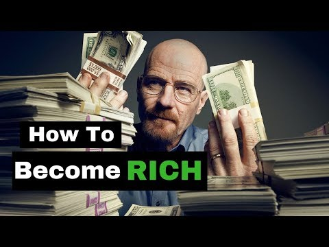 How To Become Rich In 2019 (3 Ways) - Ryan Hildreth