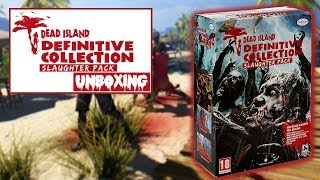 Dead Island Definitive Edition Slaughter Pack UNBOXING