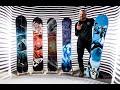 Travis Rice's Lib Tech Dream Board Collection