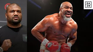 Rampage Jackson ROASTS Shannon Briggs Ahead of Potential Boxing Fight
