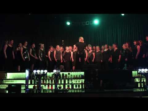 The Belles of Three Spires 01-07-2016 @ Ricoh Grosvenor Casino