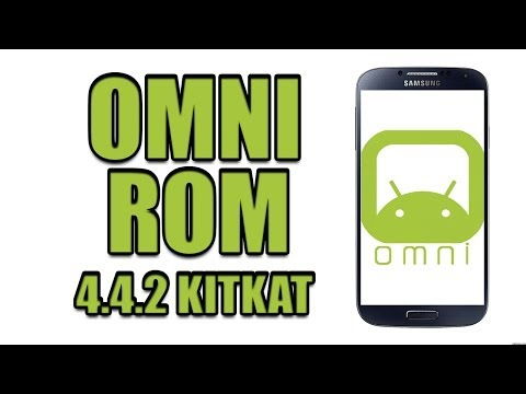 OMNI ROM Android 4.4.2 For SAMSUNG GALAXY S4