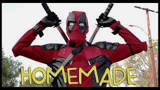 Deadpool Trailer - Homemade Shot for Shot