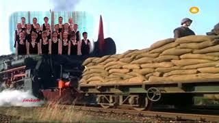 Уральские дети поют песни Гражданской войны. Средняя школа №1 Каменск Уральский