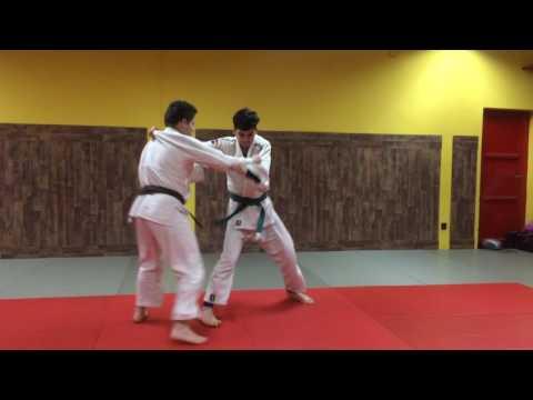 Nippon JC kihívása - challenge to Sport Judo