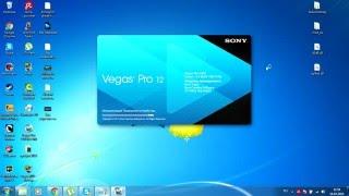Как отделить музыку от видео в Sony Vegas Pro 12