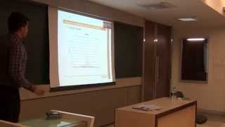 Workshop in NMIMS: Option Greeks and Option Trading Strategies - Quantinsti