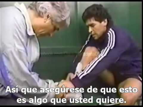 Levántate y brilla. Diego Maradona